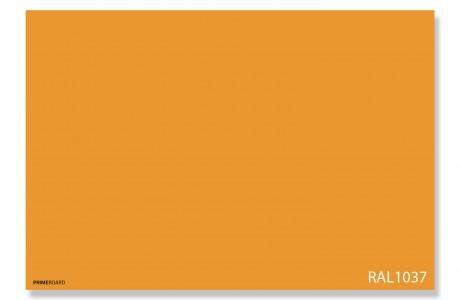 לוח זכוכית מגנטי בצבע RAL 1037